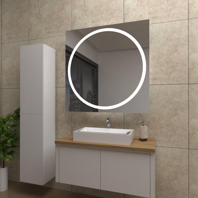 Spiegel Gloria mit LED Beleuchtung, beschlagfrei