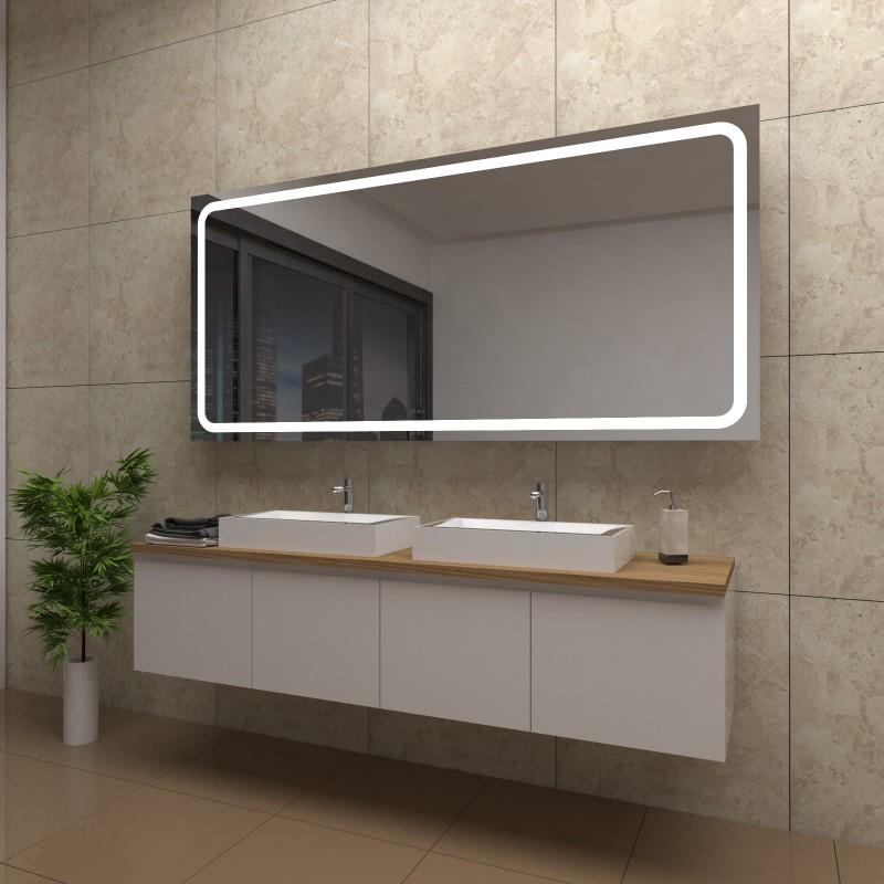 Spiegel Grace mit LED Beleuchtung, beschlagfrei